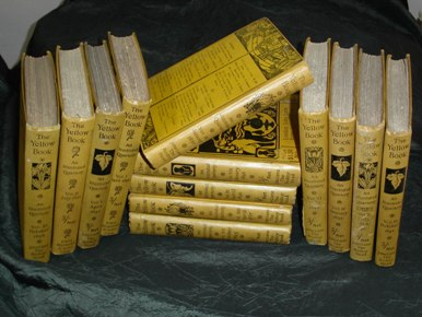 THE YELLOW BOOK   An Illustrated Quarterly  (1894-1897)